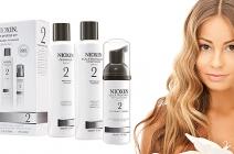 Nioxin przeciwko wypadaniu włosów i problemom ze skórą głowy
