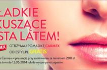 Carmex w prezencie od Estyl.pl!