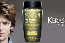 Kérastase Homme Capital Force – energetyzujący szampon dla mężczyzn