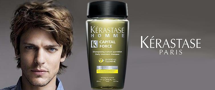 szampon dla mężczyzn