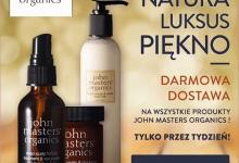 Promocja kosmetyków John Masters Organics
