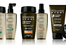 Kerastase Homme Capital Force Sculpting Gel