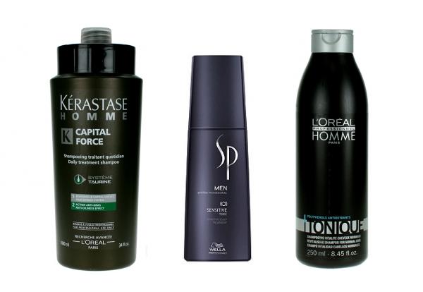 szampon dla mężczyzny