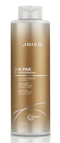Rekonstrukcja Joico K-PAK - Etap II - Cuticle Sealer