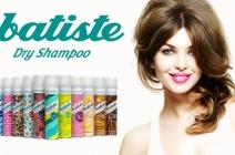 Suche szampony Batiste – ekspresowy ratunek dla nieświeżych włosów