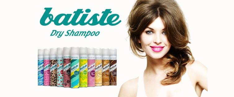 Suche szampony do włosów