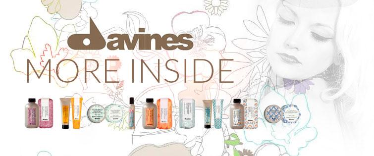 Davines More Inside