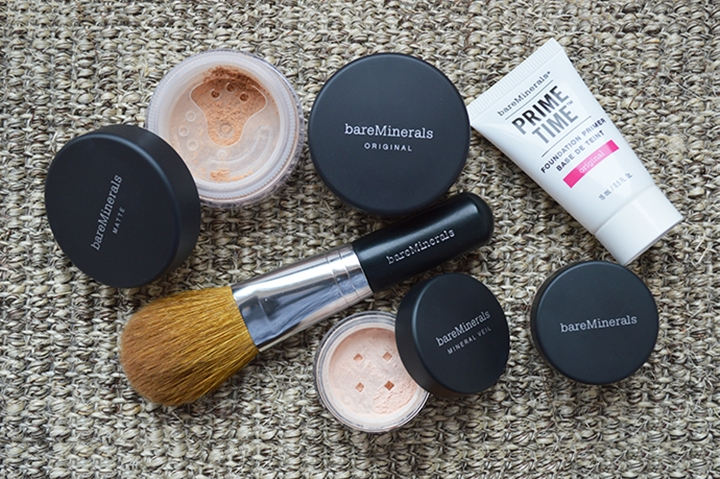 Bare Minerals Get Started