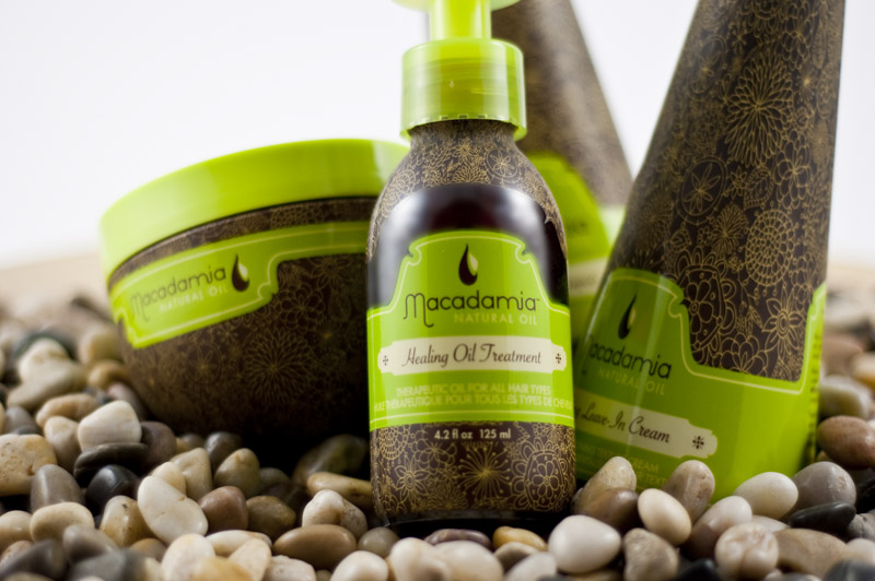 Macadamia - ekologiczna linia do pięlegnacji włosów
