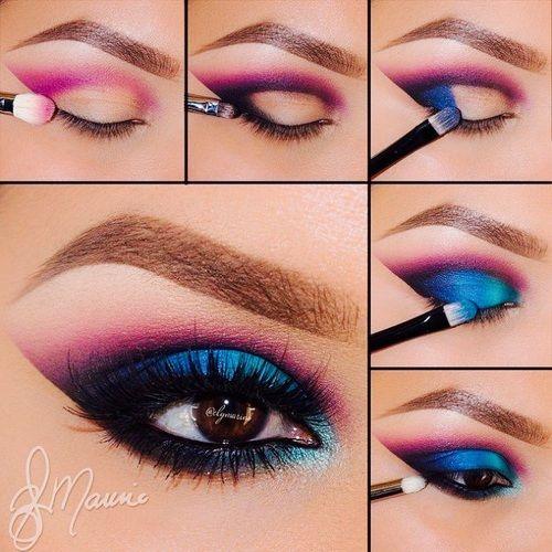 181343-Pink-And-Blue-Smokey-Eye-Tutorial