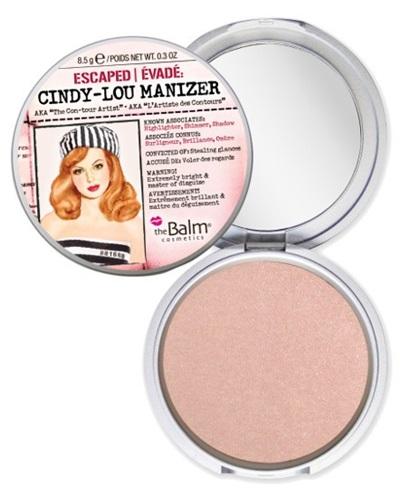 The Balm Cindy-Lou Manizer puder rozświetlający