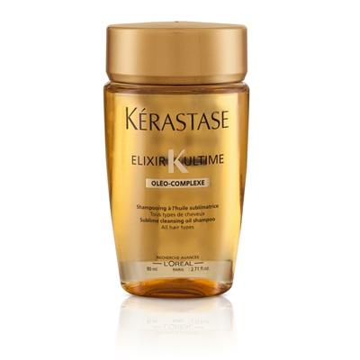 Kérastase Elixir Ultime kąpiel do każdego rodzaju włosów
