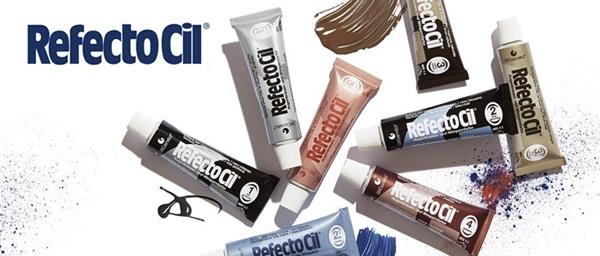 Produkty marki RefectoCil