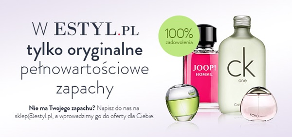 Perfumy w Estyl.pl