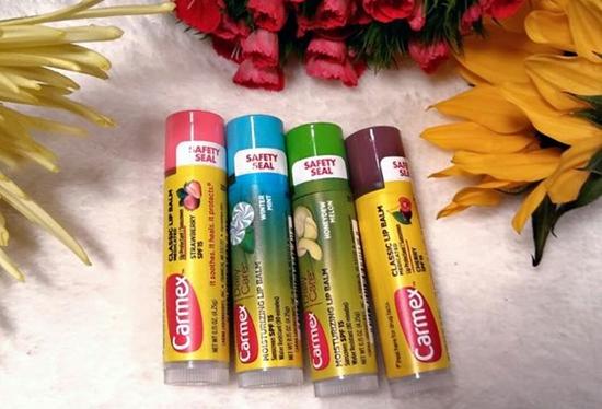 Carmex - balsamy do pielęgnacji ust