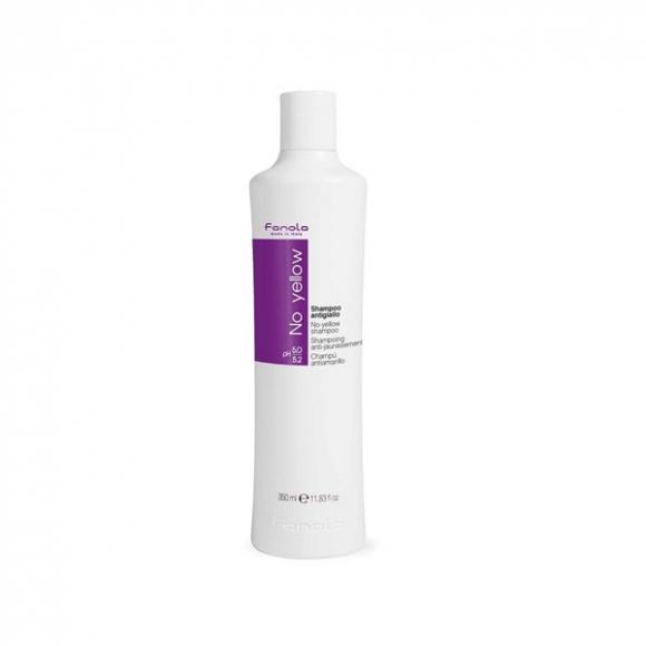 Szampon Fanola No Yellow - szampon przeciwdziałający żółtym odcieniom