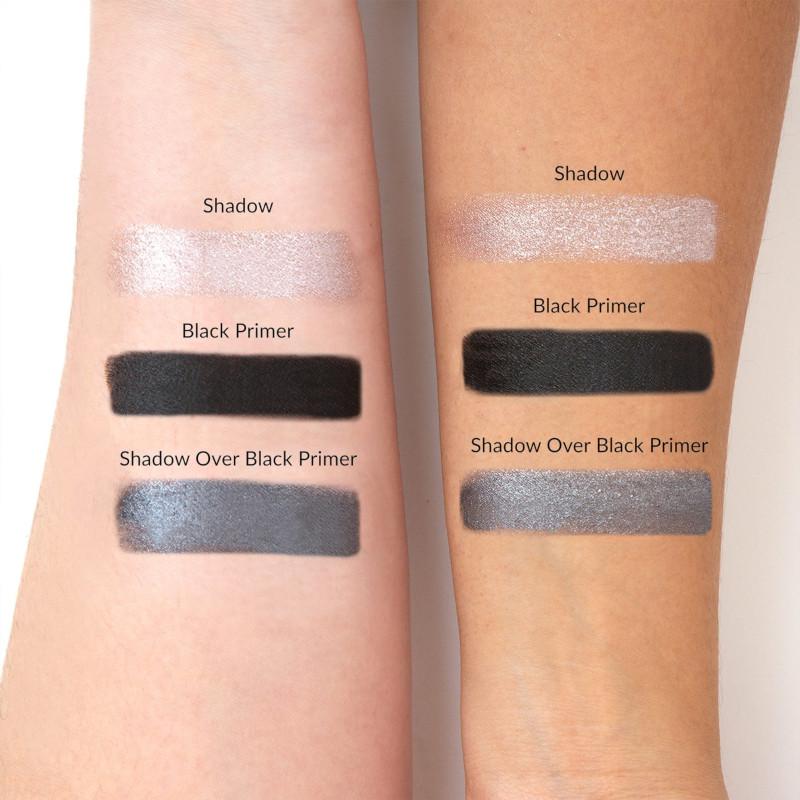Nowości kosmetyczne - czarna baza pod cienie