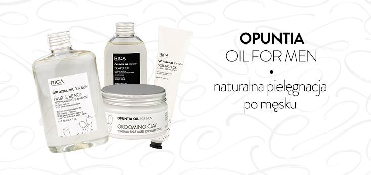 Rica Opuntia Oil for Men