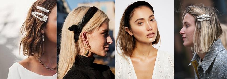 modne akcesoria do włosów