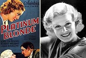 Platinum blonde film jean harlow