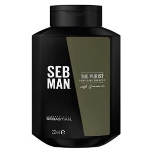 Seb man the purist szampon oczyszczający