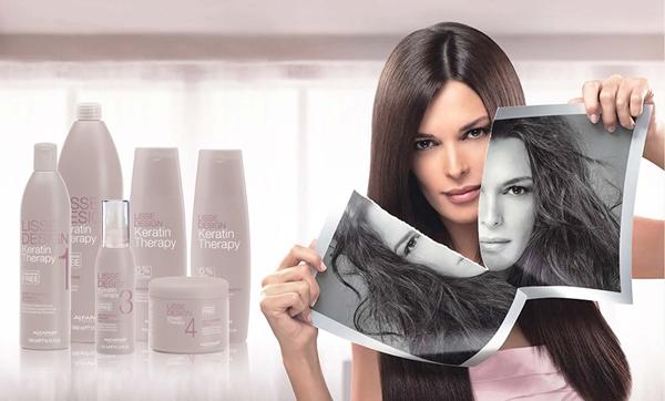 Alfaparf keratin therapy zestaw do keratynowego prostowania włosów