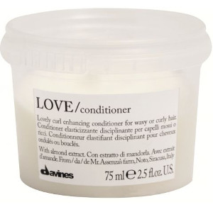 Davines Love Curl | Odżywka podkreślająca skręt włosów 75ml