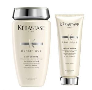 Kérastase Densifique Densite | Zestaw zagęszczający włosy: szampon 250ml + odżywka 200ml