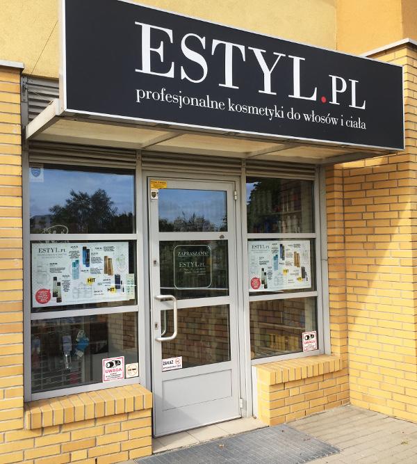 Sklep Estyl.pl w Warszawie