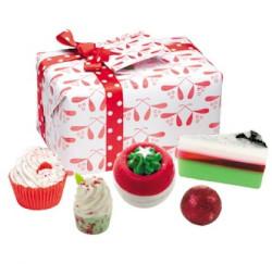 Bomb Cosmetics Merry Kissmas | Zestaw upominkowy