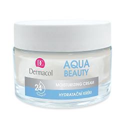 Dermacol Aqua Beauty Moisturizing Cream | Nawilżający krem do twarzy 50ml
