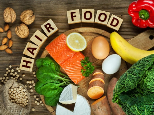 jedzenie mające na wpływ