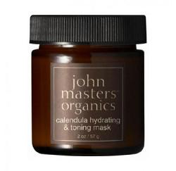 John Masters Organics Calendula Hydrating | Tonizująco-nawilżająca maseczka do twarzy 57g