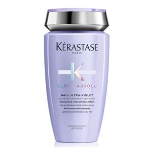 Kérastase Blond Absolu Ultra-Violet Kąpiel minimalizująca żółty odcień włosów blond