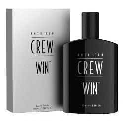 American Crew Win Fragrance   Woda toaletowa dla mężczyzn 100ml
