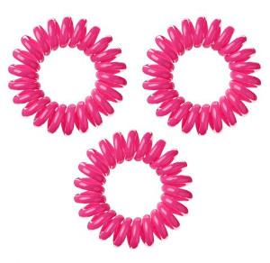 Invisibobble Innowacyjna gumka do włosów: różowa 3 szt.