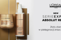 Loreal Absolut Repair opinie o nowych produktach!