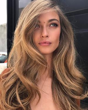 włosy objętość