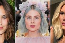Cool girl bob – fryzura, którą pokochały gwiazdy!
