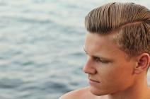 Side part – klasyczna fryzura męska!