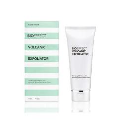 Bioeffect Volcanic Exfoliator | Oczyszczający peeling do twarzy z islandzką lawą mikrokrystaliczną - 60ml