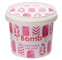 Bomb Cosmetics Vanilla Frosting | Peeling pod prysznic 375g