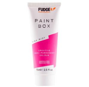 Fudge Paintbox Pink Riot   Półtrwała farba do włosów 75ml