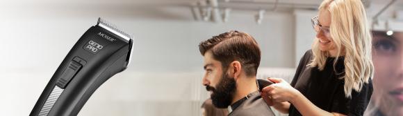 MOSER - profesjonalny sprzęt do stylizacji włosów