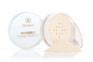 Dermacol Invisible Fixing Powder - puder transparentny