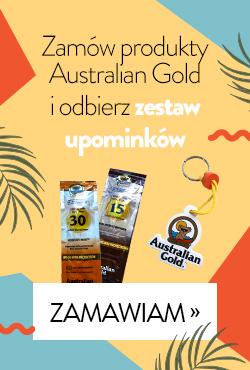 Promocja na markę Australian Gold