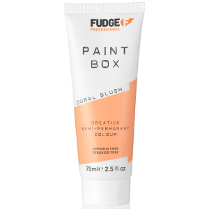 Kolorowe włosy na lato - Fudge Paint Box Coral Blush