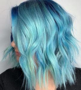 Kolorowe włosy na lato
