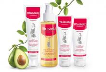 Kosmetyki dla noworodka - marka Mustela pielęgnacja skóry kobiet w ciąży