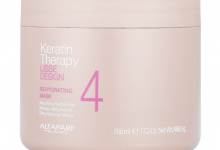 Alfaparf Keratin Therapy - maska nawilżająca do włosów